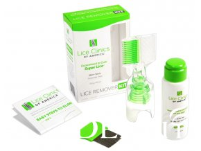Lice remover kit