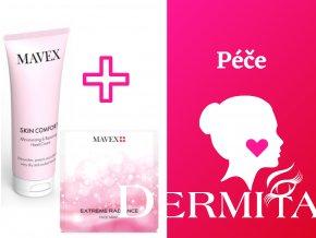 Valentýn: Skin Comfort + Maska