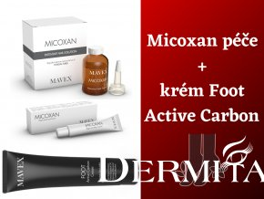 micoxan+foot active carbon