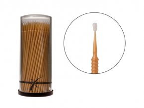 Microfiber brush tube Super Fine - 100ks