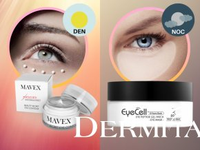 Beauty Secret Eye Contour + EyeCell polstarky