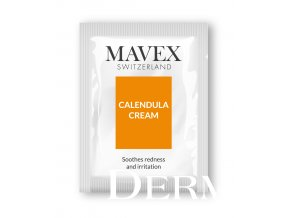 sample calendula cream MAVEX Fytoceutika