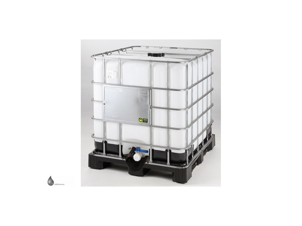 10140 plastovy kontejner ibc 1000 litru repasovany vc un
