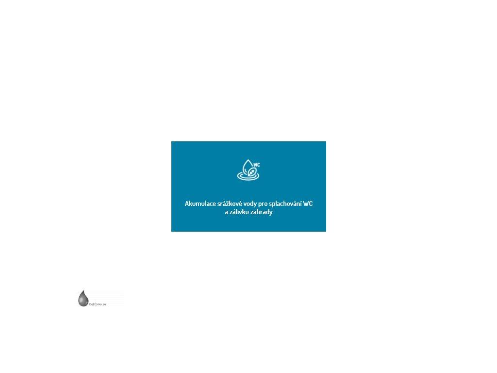 Odborný posudek Dešťovka - zalévání a splachování