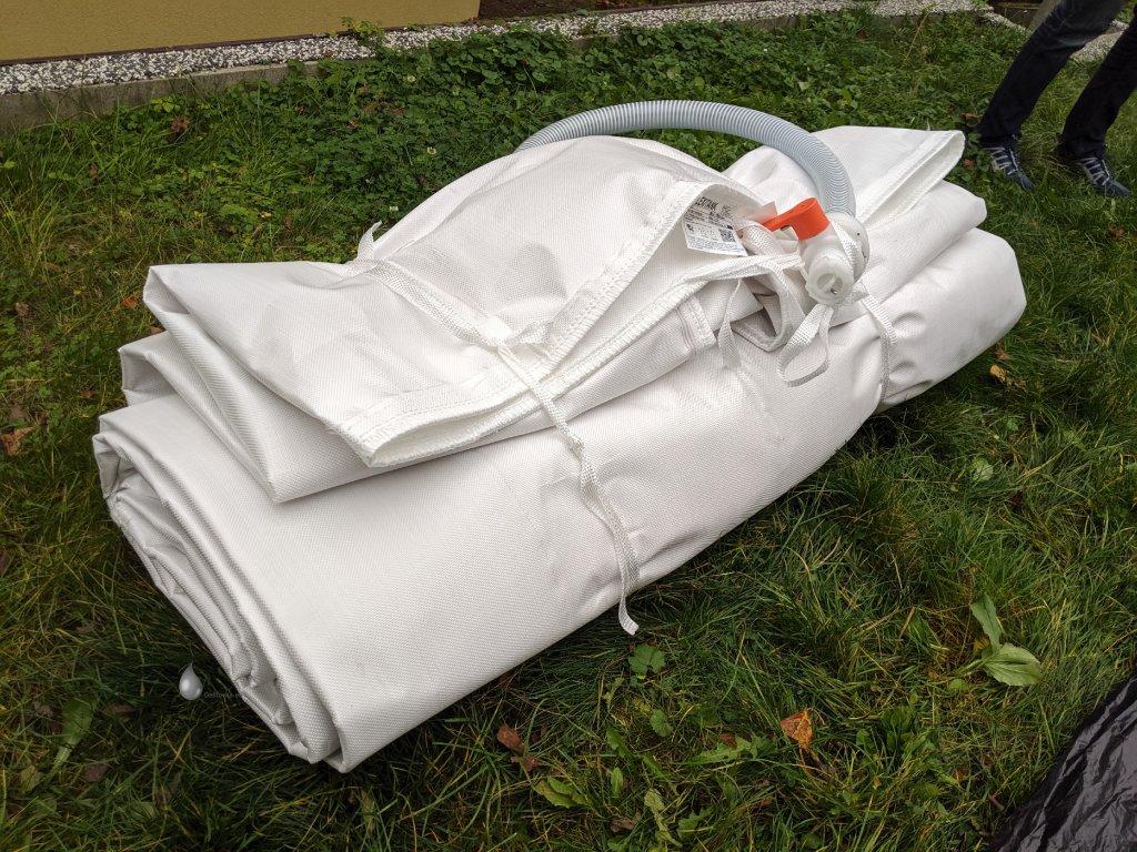 Flexi textilní vak na dešťovou vodu - 4m3