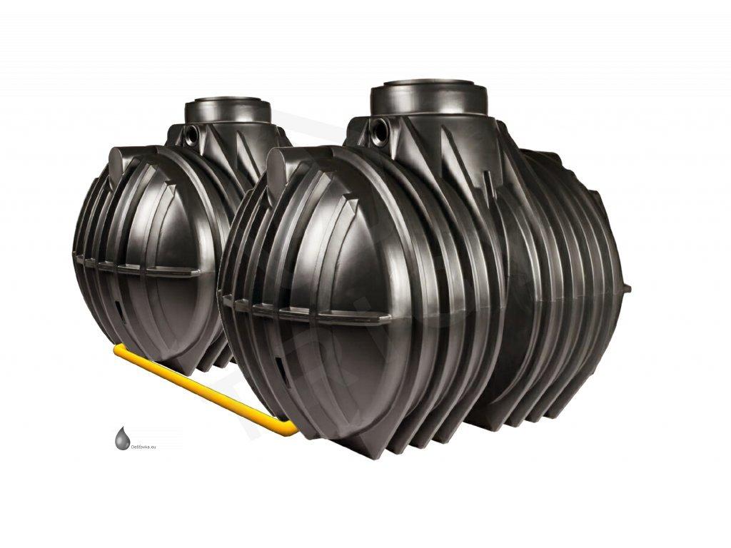 3518 plastova retencni akumulacni nadrz na destovou vodu atlantis 14000 l