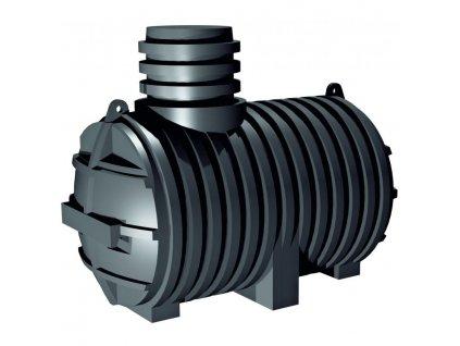 Podzemní nádrž na dešťovou vodu Eco 5000 litrů