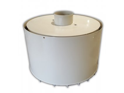 10815 retencni nadrz dvouplastova kruhova 10m