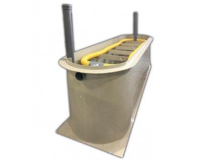 Zemní pískový filtr