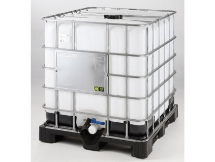 9937 plastovy kontejner ibc 1000 litru repasovany