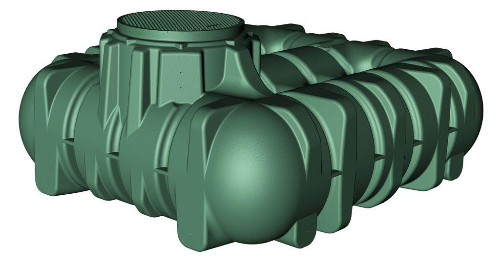 Nicoll Podzemní nádrž na vodu Li-Lo - 7,5 m3