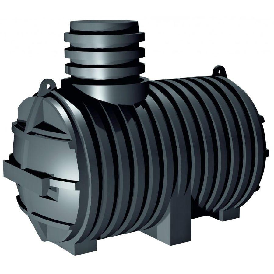 Gera Podzemní nádrž na dešťovou vodu Eco 3,3 m3 - 3300l