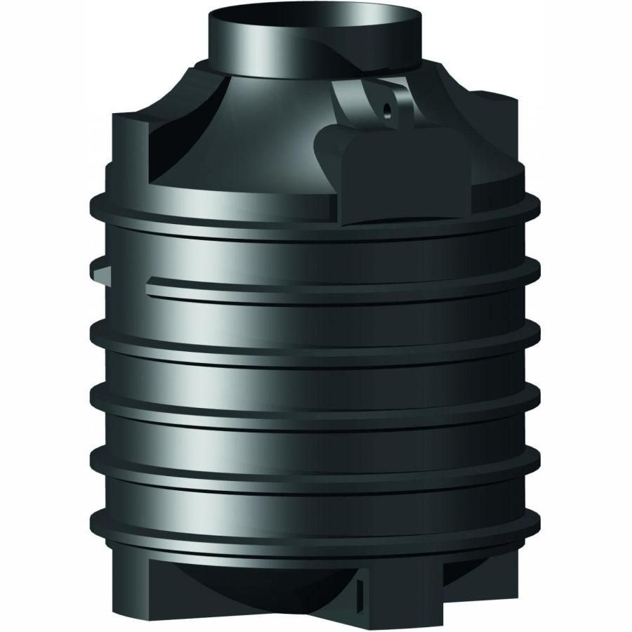 Gera Podzemní nádrž na dešťovou vodu Basic 1,5 m3 -1500 l