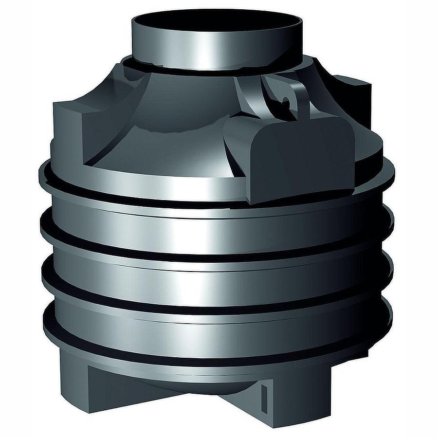 Gera Podzemní nádrž na dešťovou vodu Basic 1 m3 - 1000l