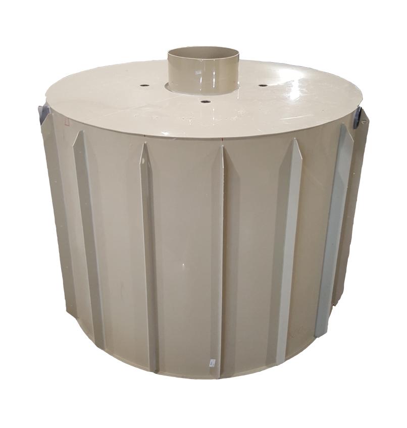 MRV Retenční nádrž na dešťovou vodu k obetonování - 8m3