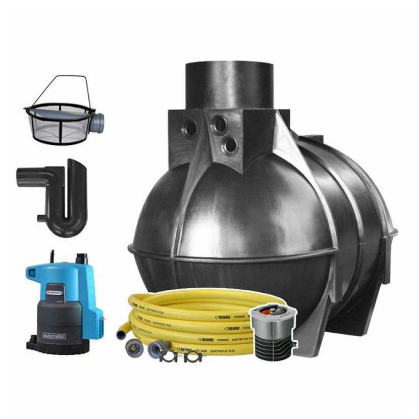 Gera Sestava výrobků - Nádrž na vodu Storage 3300l