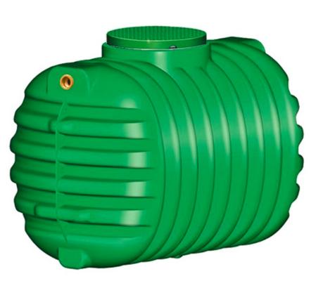 Nicoll Podzemní nádrž na dešťovou vodu Cristall 1600 - 1,6 m3 + poklop