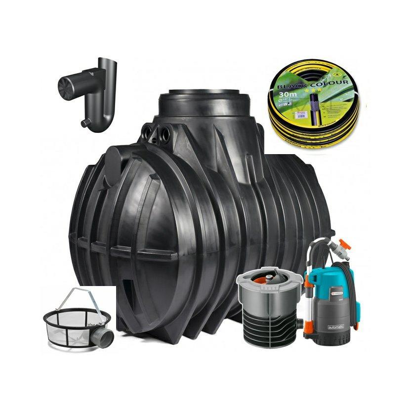 Gera Sada výrobků - nádrž na vodu Atlantis 4000l