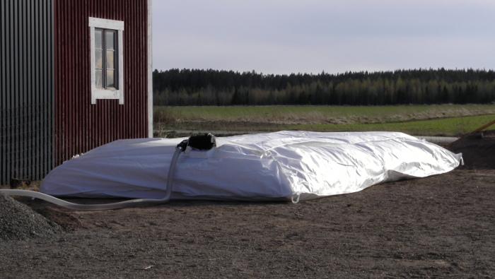 BFT Flexi textilní vak na dešťovou vodu - 25m3