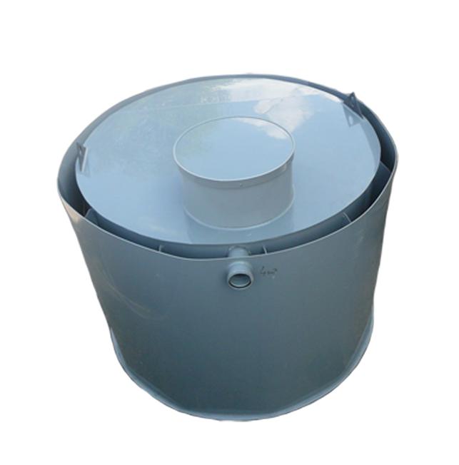 SPC Jímka dvouplášťová (proti spodní vodě) 8 m3