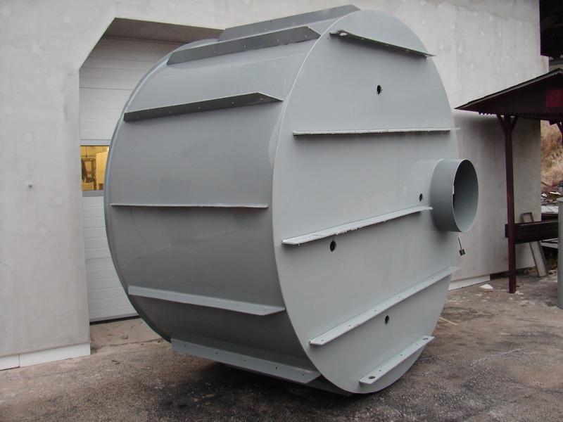 SPC Nádrž na dešťovou vodu k obetonování - 8m3