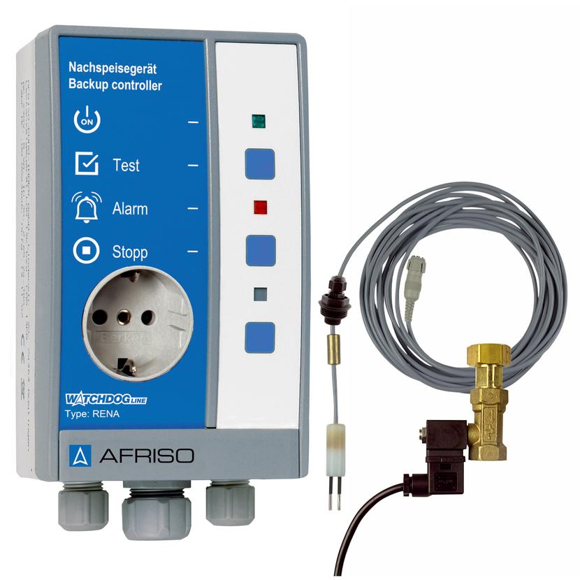 AFRISO Zařízení na doplňování nádrží na dešťovou vodu RENA