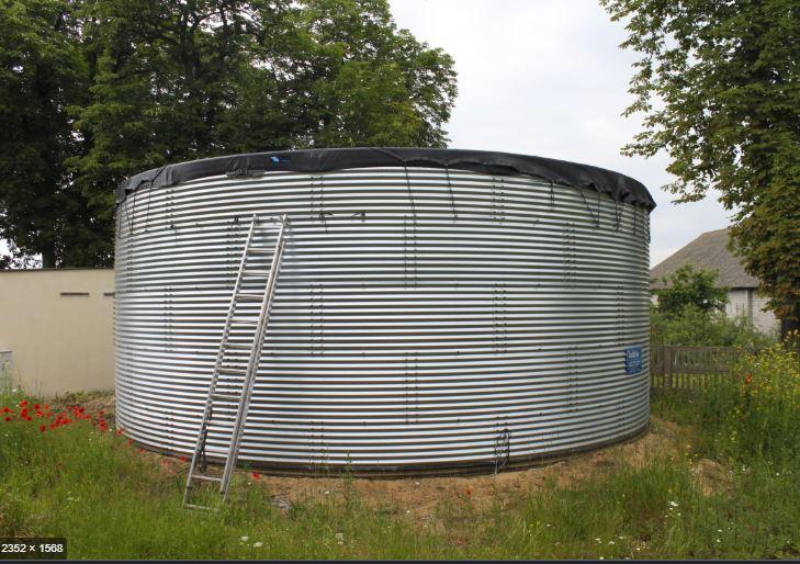 Nádrž na vodu GENAP - 56m3