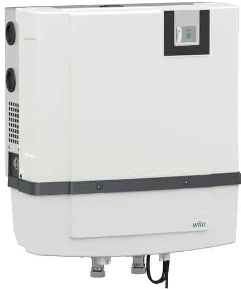 Domovní jednotka WILO-RAIN3 WILO-RAIN: WILO Rain3-24 EM automat na dešťovou vodu