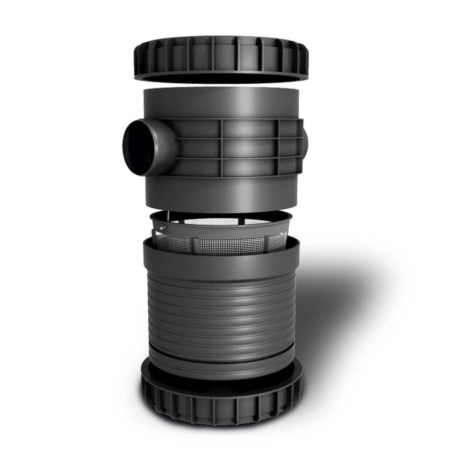 ASIO Filtrační šachta na dešťovou vodu PLURAFIT - Pro