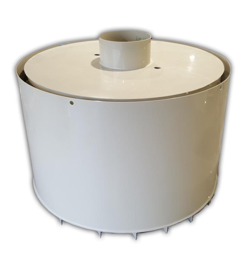 MRV Retenční nádrž dvouplášťová kruhová-6m3