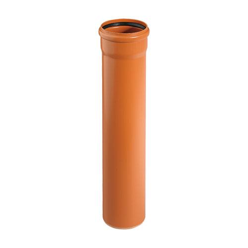 GG KG trubka DN100 s hrdlem Délka: 3000 mm
