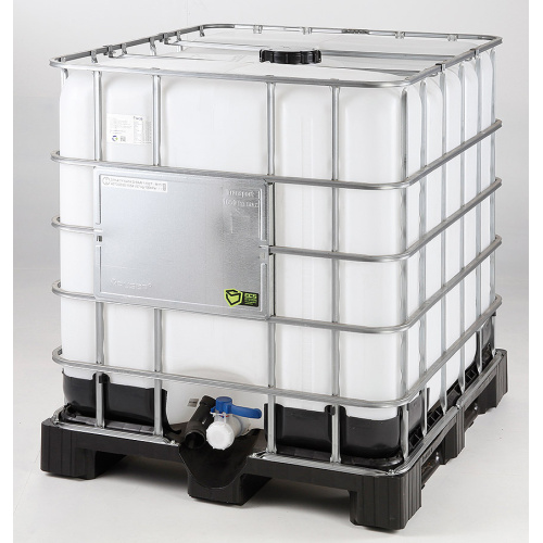 Plastový kontejner IBC 1000 litrů