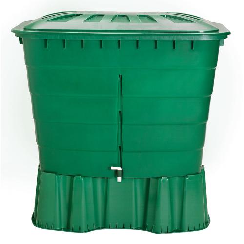 GRAF Hranatý zásobník na dešťovou vodu 520 l bez podstavce