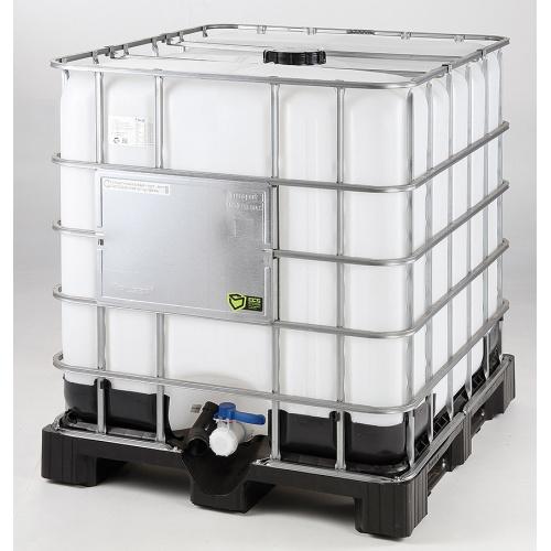 Plastový kontejner IBC 1000 litrů - repasovaný