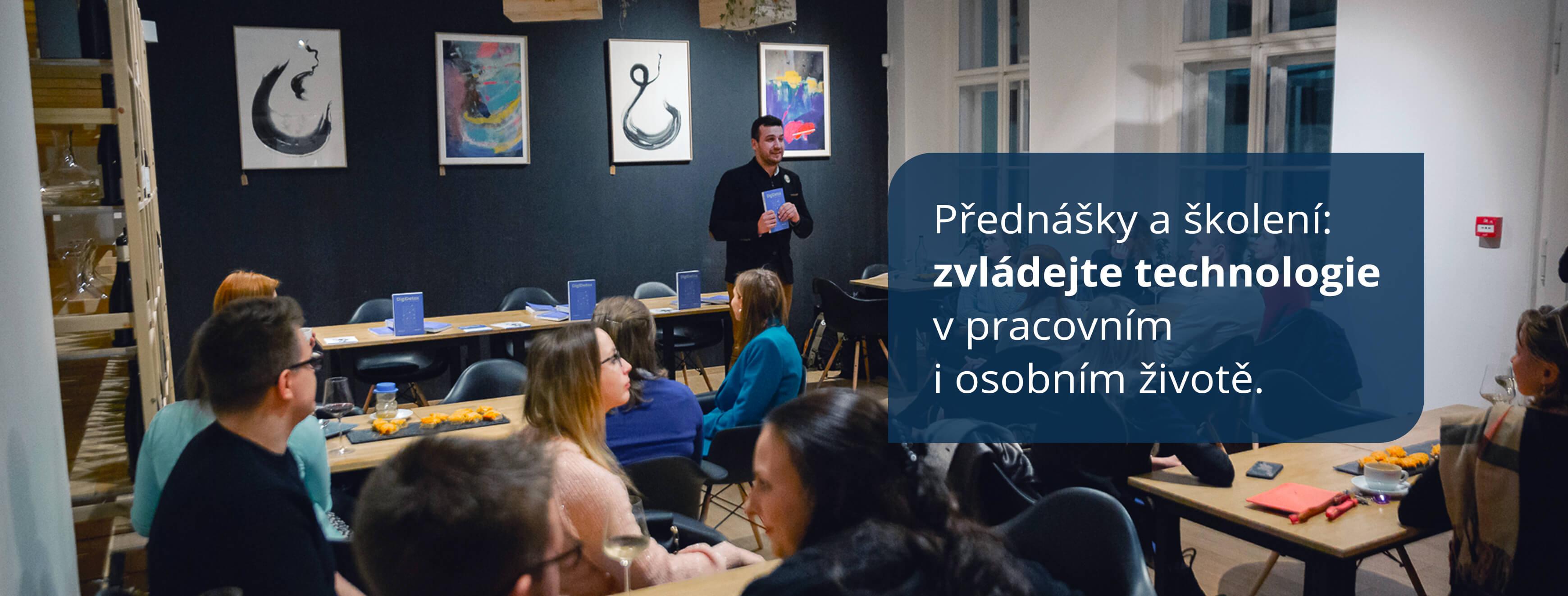 Přednášky Matěj Krejčí