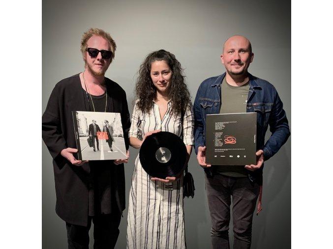 Vinyl Prásknu bičem / Krhut & Kozub