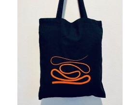 Bavlněná taška / Prásknu bičem / Logo - Bič