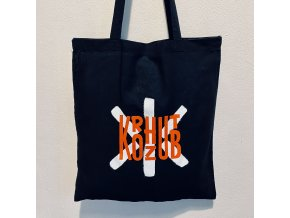 Bavlněná taška / Prásknu bičem / Logo - Krhut & Kozub