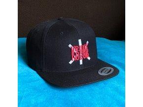 Kšiltovka / Prásknu bičem / Logo - Krhut & Kozub