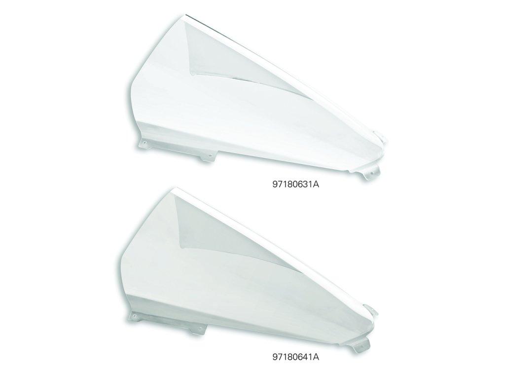 Zvětšený větrný štít DUCATI Panigale V2 / V4 / S / R