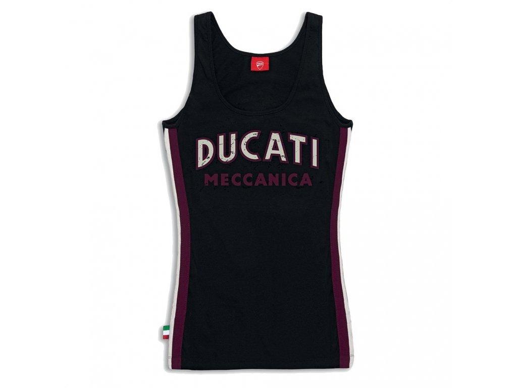 Dámské tílko Ducati Meccanica