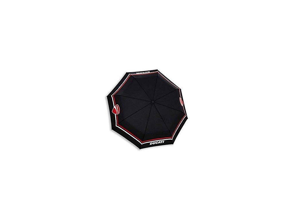Deštník DUCATI Stripe skládací