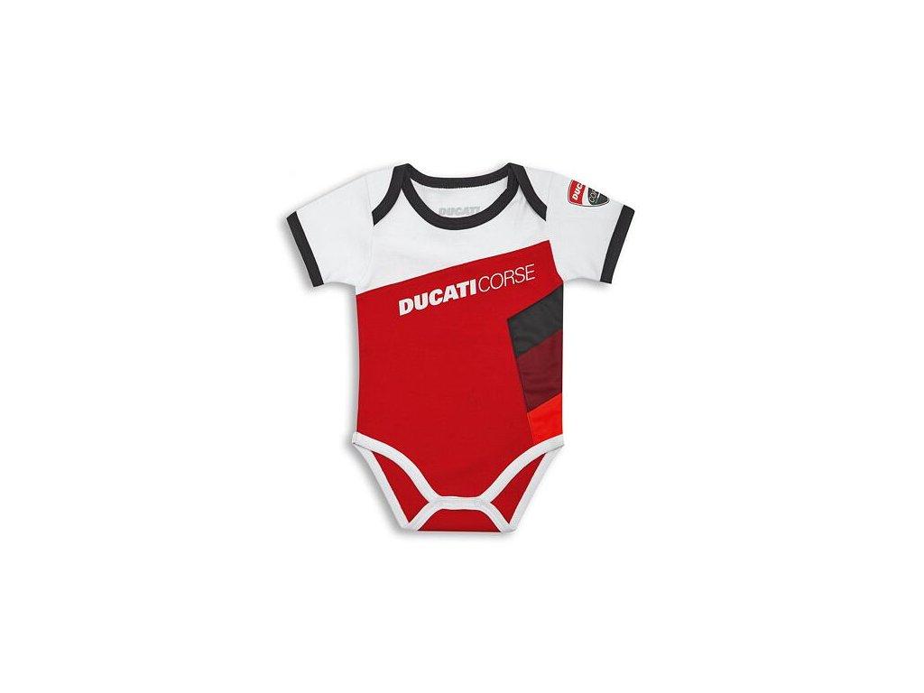 Ducati Corse Sport Baby Body paar 9877006