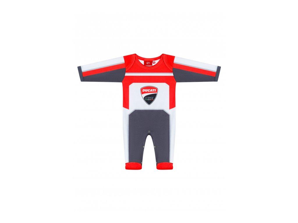 dětské pyžamo Ducati Corse