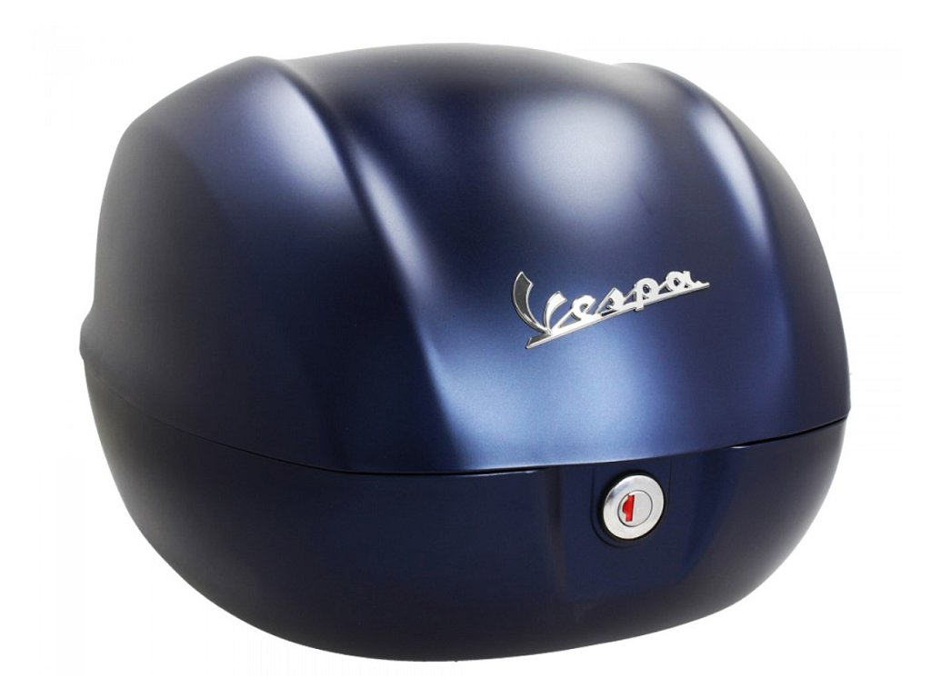 Original Topcase f r Vespa Primavera dunkel blau opaco 288A CM272927 1