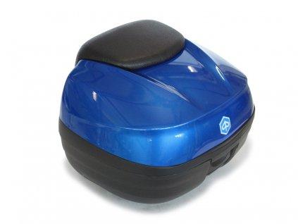 CM261604 Baule 37 lt Blu Laguna