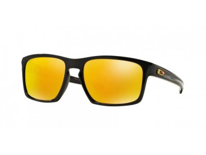 OAKLEY SLIVER VR46 polished black