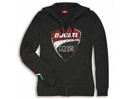 Mikina Ducati Sketch dámská