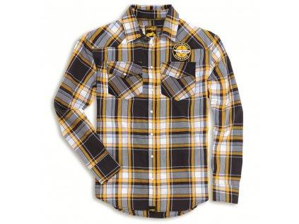 987691743 scrambler ducati button down shirt