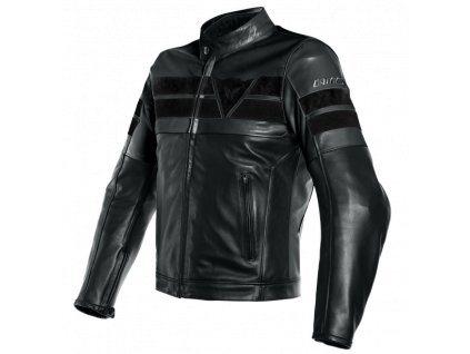 8 track leather jacket